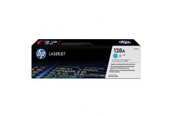HP 128A CE321A cyan original toner
