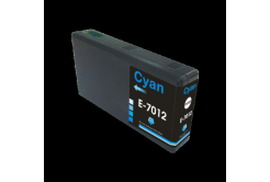 Epson T7012 cyan compatible inkjet cartridge