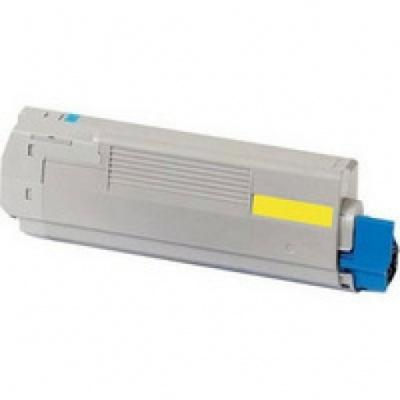 OKI 44973533 yellow compatible toner