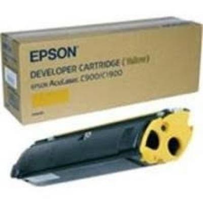 Epson C13S050097 yellow original toner