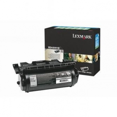 Lexmark X644H11E black original toner