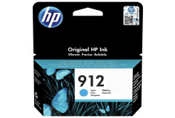 HP 912 3YL77AE cyan original ink cartridge