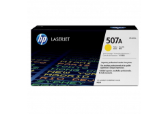 HP 507A CE402A yellow original toner