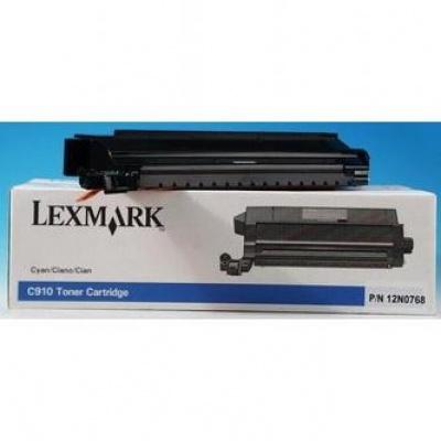 Lexmark 12N0768 cyan original toner