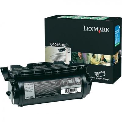 Lexmark 64016HE black original toner