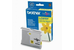 Brother LC-970Y yellow original ink cartridge
