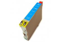 Epson T0552 cyan compatible inkjet cartridge