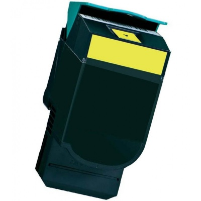 Lexmark C540H1YG yellow compatible toner