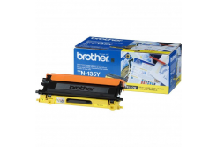 Brother TN-135Y yellow original toner