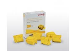 Xerox original ink cartridge 108R01024, yellow, 16900 pages, 6 pcs Xerox ColorQube 8900