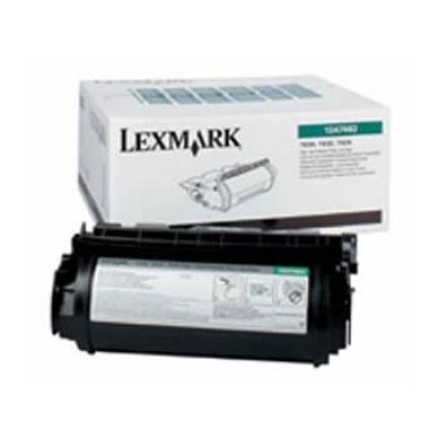 Lexmark 12A7462 black original toner