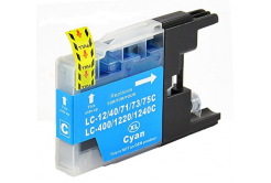 Brother LC-1240 / LC-1280 cyan compatible inkjet cartridge