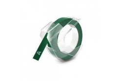 Dymo S0898160, 9mm x 3m, white / green, compatible tape