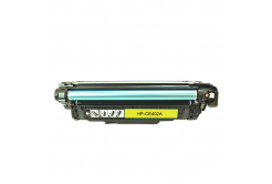 HP 507A CE402A yellow compatible toner