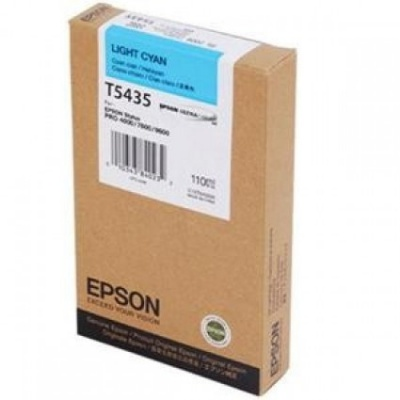 Epson C13T543500 light cyan original ink cartridge