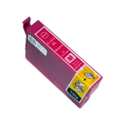 Epson T1813 XL magenta compatible inkjet cartridge