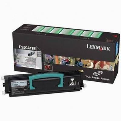 Lexmark E250A11E black original toner