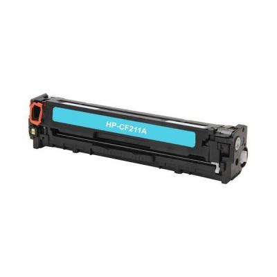 HP 131A CF211A cyan compatible toner