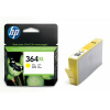 HP 364XL CB325EE yellow original ink cartridge