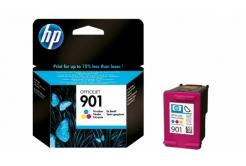 HP 901 CC656AE color original ink cartridge