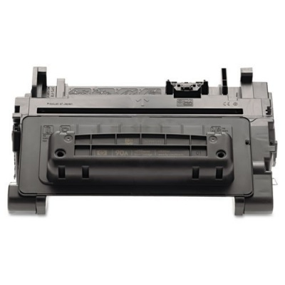 HP 90A CE390A black compatible toner