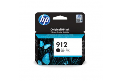 HP 912 3YL80AE black original ink cartridge