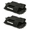 HP 61X C8061X black compatible toner