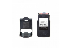 Canon PG-512 black compatible inkjet cartridge