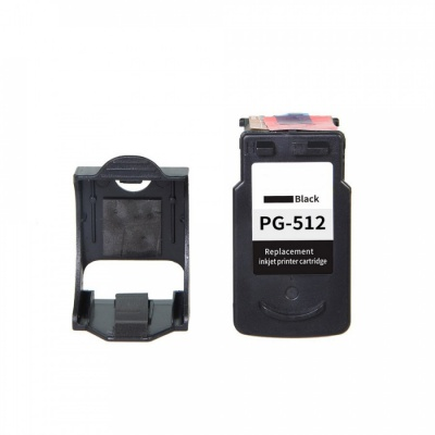 Canon PG-512 black compatible inkjet cartridge