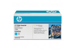HP 646A CF031A cyan original toner