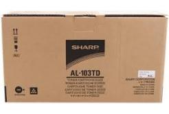 Sharp AL-103TD black original toner