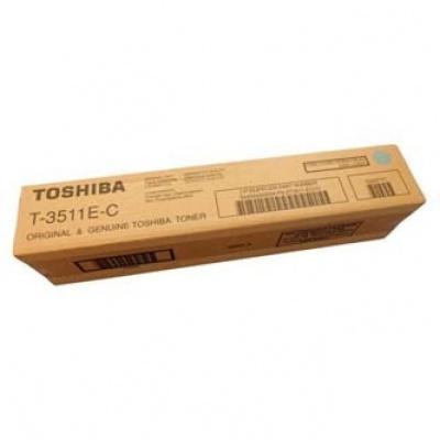 Toshiba T3511E cyan original toner