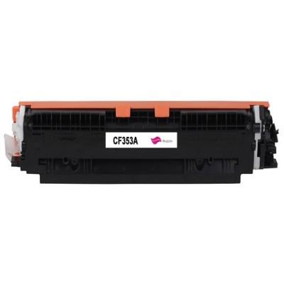 HP 130A CF353A magenta compatible toner