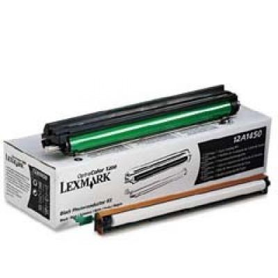 Lexmark 12A1455 black original drum