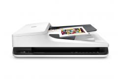 HP ScanJet Pro 2500 f1 Flatbed Scanner (A4,1200 x 1200, USB 2.0, ADF, Duplex)