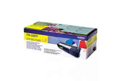 Brother TN-320Y yellow original toner