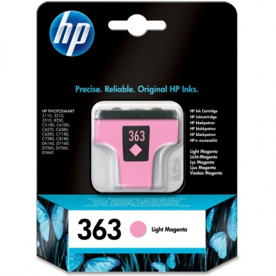 HP 363 C8775EE light magenta original ink cartridge
