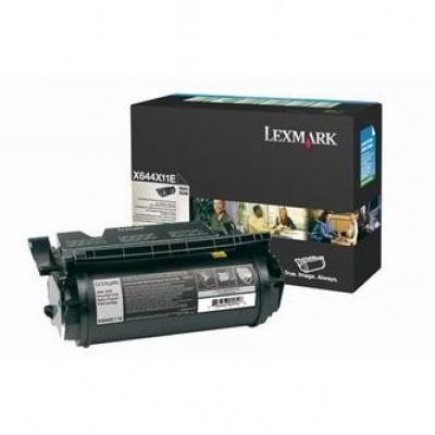 Lexmark X644X11E black original toner