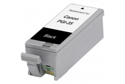 Canon PGI-35Bk black compatible inkjet cartridge