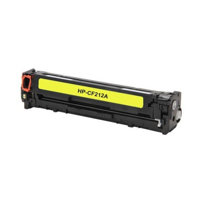HP 131A CF212A yellow compatible toner