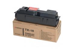 Kyocera Mita TK-18 black original toner