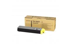 Kyocera Mita TK-520Y yellow original toner