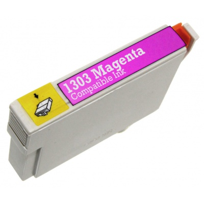 Epson T1303 magenta compatible inkjet cartridge