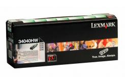 Lexmark 34040HW black original toner