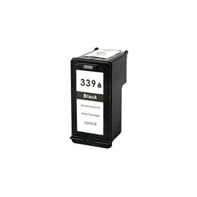 HP 339 C8767E black compatible inkjet cartridge
