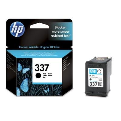 HP 337 C9364EE black original ink cartridge