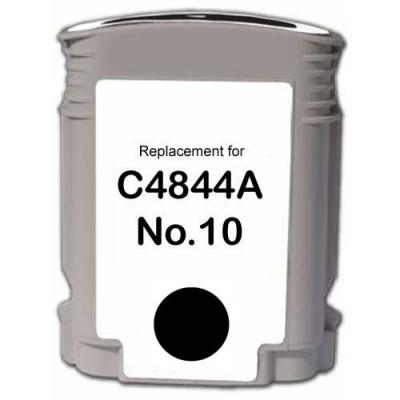 HP 10 C4844A black compatible inkjet cartridge